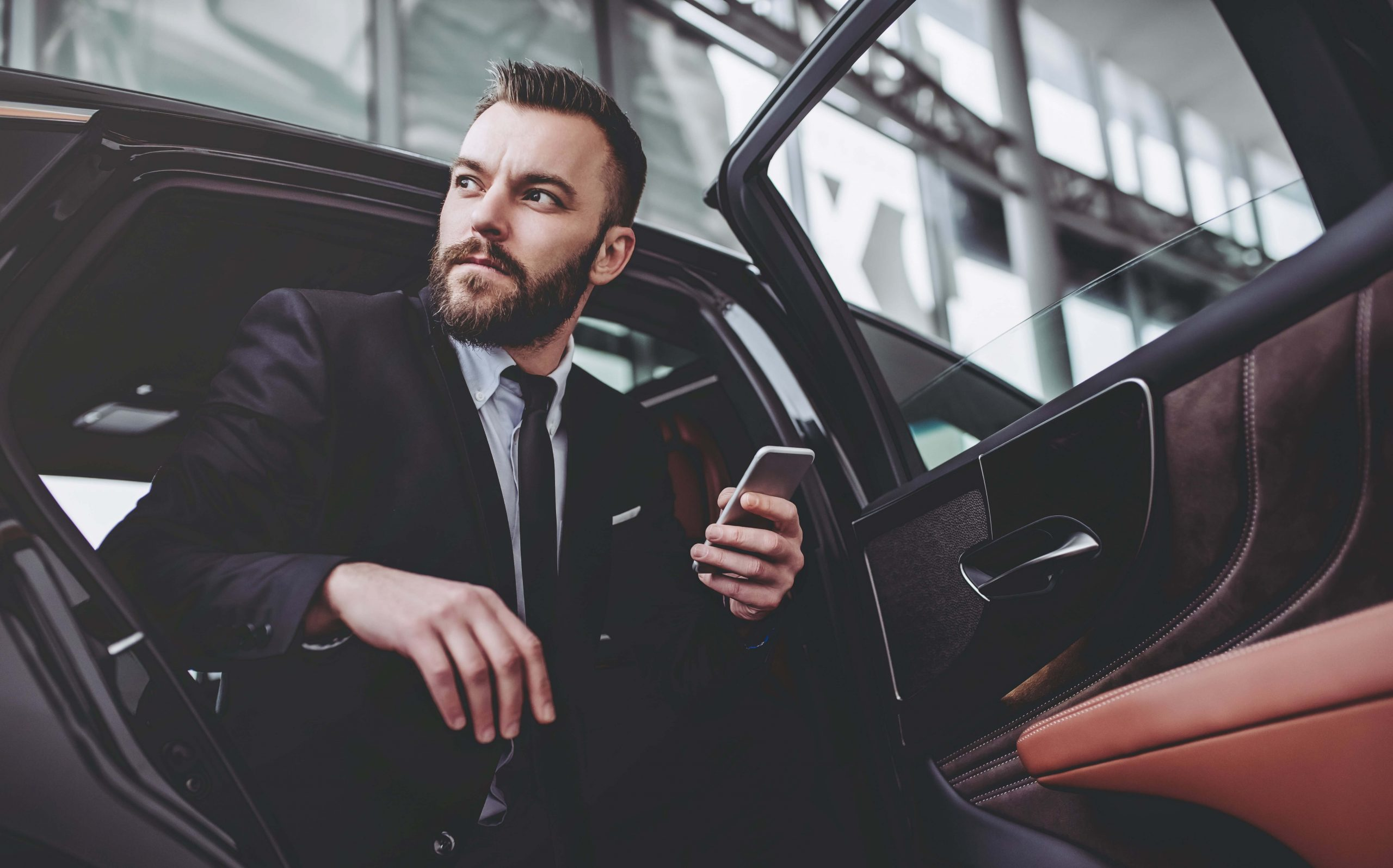 Private Car Service to Logan Airport
