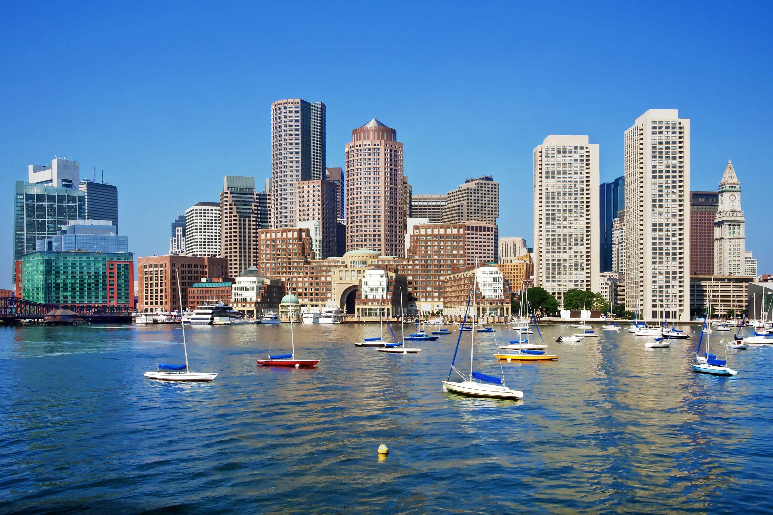 City of Boston MA